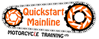 Quickstart Mainline Motorcycle Training